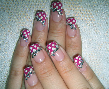 acrylic nails designs  fashion world