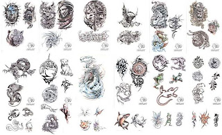 Flash Tattoo Designs