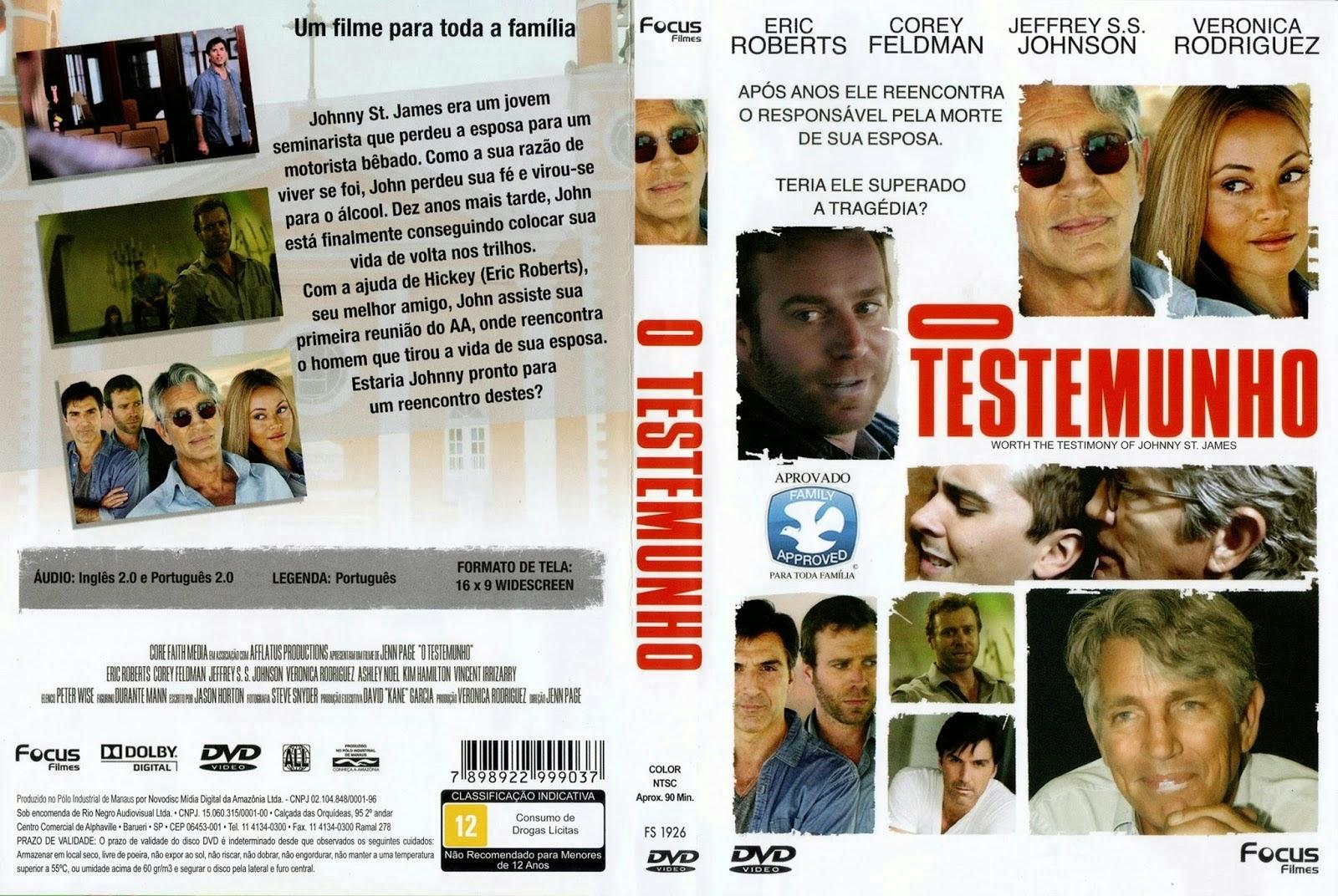 Filme - O Testemunho (Dublado)