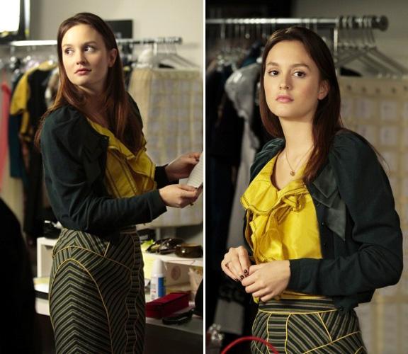 Blair Waldorfs Best Style  Gossip Girl  POPSUGAR Fashion