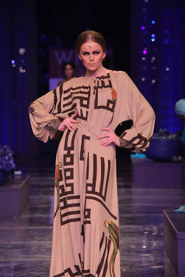 Grand Finale by JJ Valaya at Wills Lifestyle India Fashion Week - Autumn Winter 2012 Day 5
