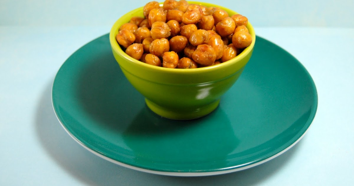 Honeydew You Love Me?: Chickpea Poppers
