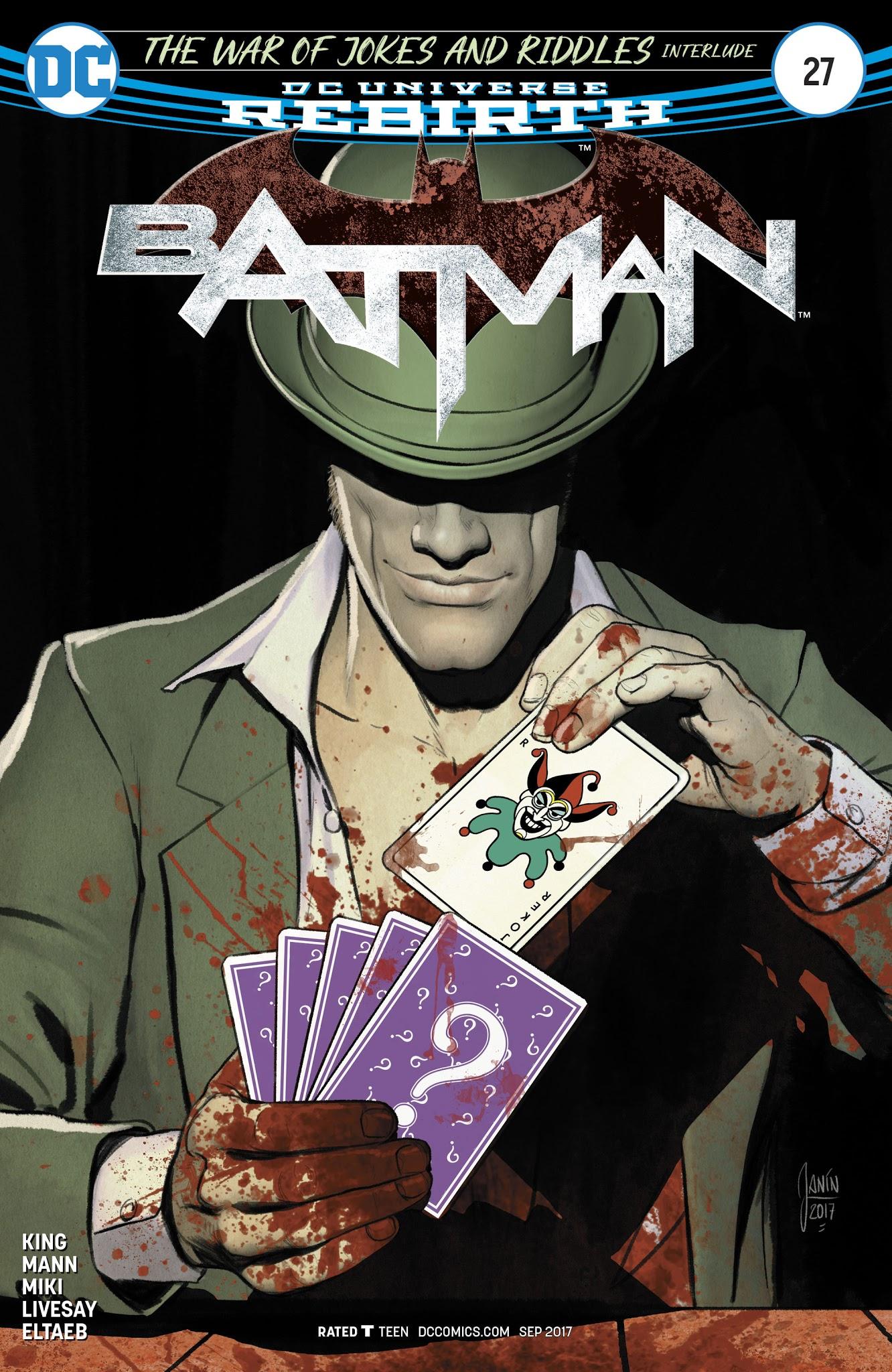 Batman (2016) 27 Page 1