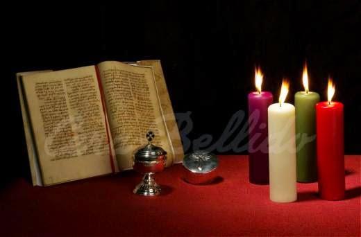Guía para celebrar el Adviento en clave misionera