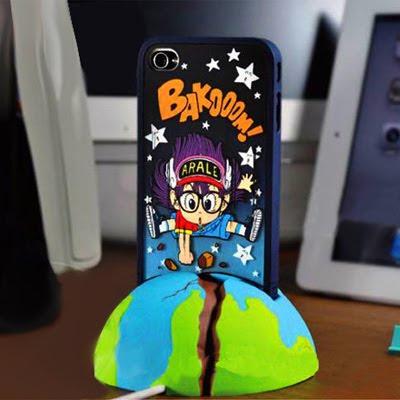Review: เคส iPhone 4/4s อาราเล่สะท้านโลก