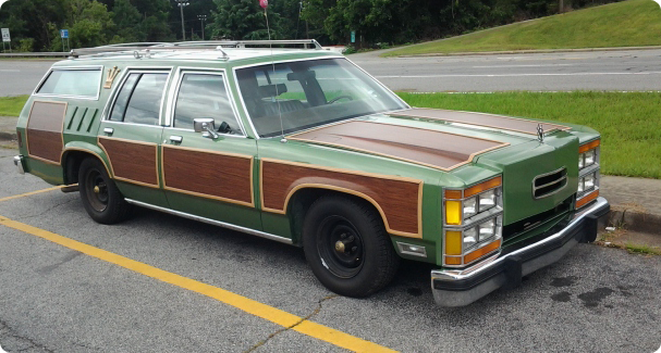 Real Life Family Truckster Built By Real Life Griswolds