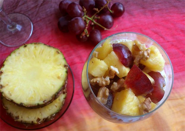 Quinoa waniliowo - owocowa