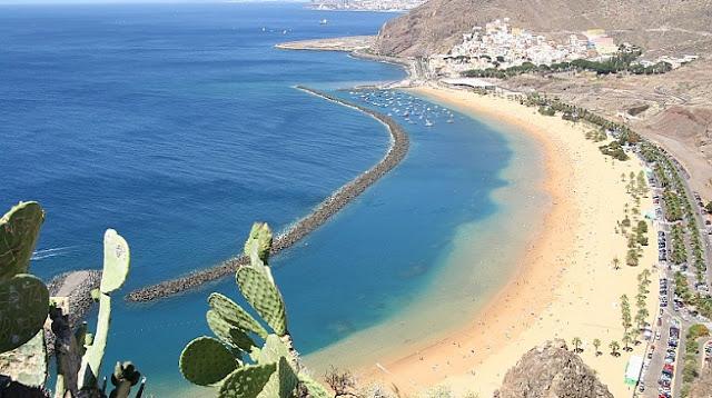 Encontrarás playas preciosas en las Islas Canarias
