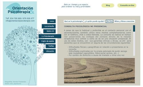 Orientación y Psicoterapia, centro de psicología en Barcelona, terapia Gestalt, psicóloga humanista, tratamientos de ansiedad, depresión, autoconocimiento, desarrollo personal