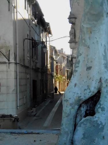 Rue Génive - La Roquette