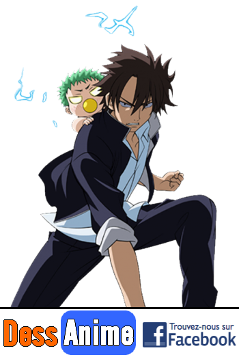Beelzebub episode 57 HD