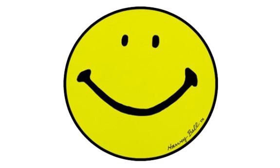 smiley face original harvey ball