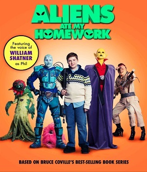 Filme Tem Alienígenas no meu Quarto 2018 Torrent