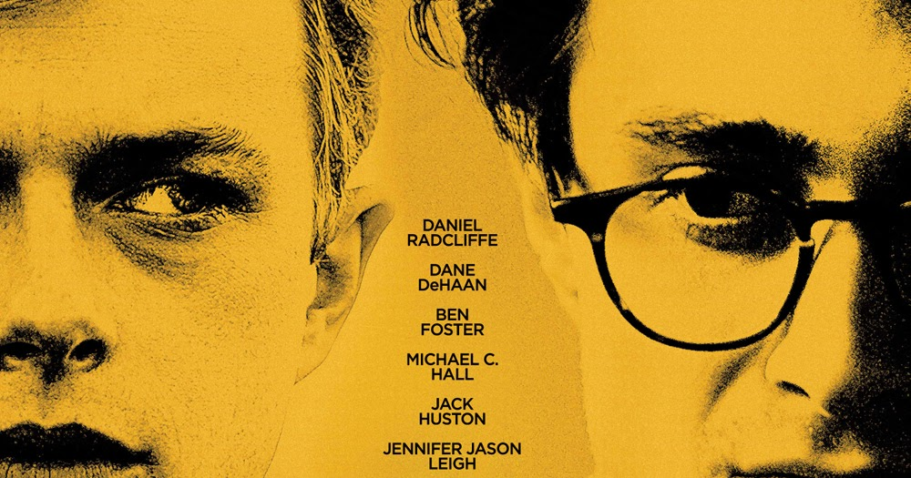 kill your darlings official movie poster revealed