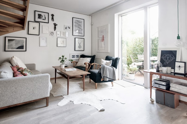 my scandinavian home my home captured by karin sitting room. Black Bedroom Furniture Sets. Home Design Ideas