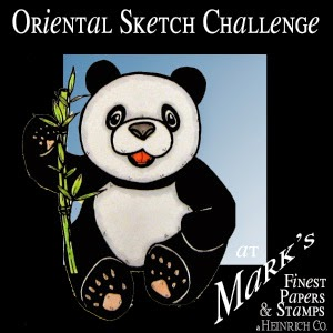 MFP Saturday Oriental Sketch Challenge