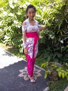 Kebaya Bali Teens