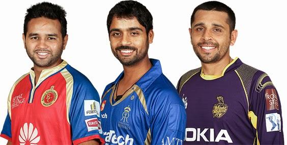Iqbal-Abdulla-Manvinder-Bisla-Parthiv-Patel-IPL-2015