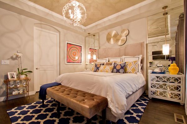 DECO CHAMBRE INTERIEUR: Idées de décoration de la chambre à coucher ...