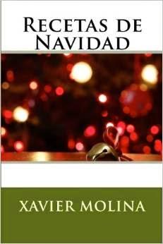 """Libro """"Recetas de Navidad"""""""