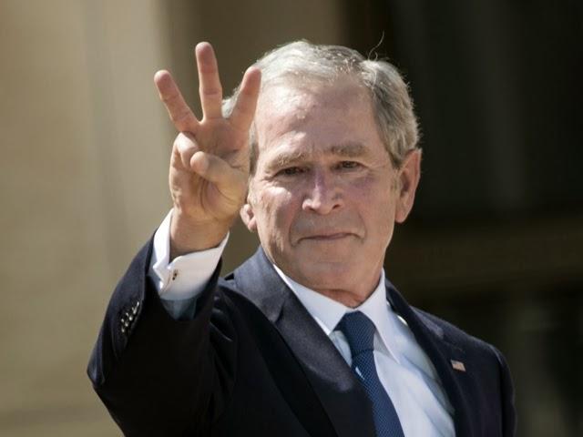George W. Bush randommusings.filminspector.com