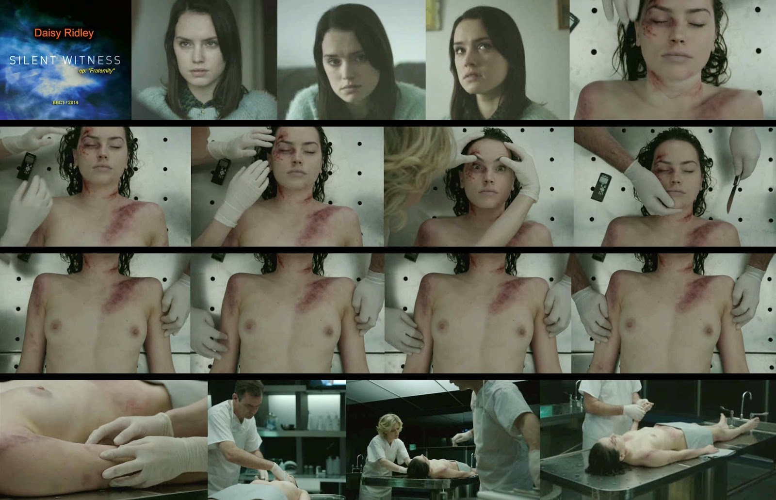 silent witness daisy ridley