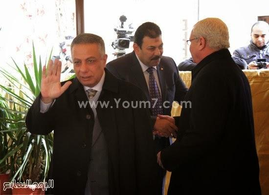 الأستاذ الدكتور محمود أبو النصر وزير التربية و التعليم