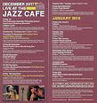 Jazz Café December - January