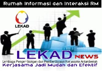 LEKADnews; Bangun Potensi Wilayah Dengan Kerjasama Antardaerah Kab/Kota