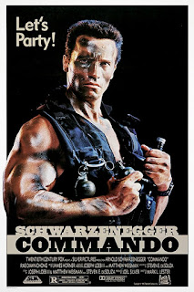 Commando (1985) Hindi Dual Audio BluRay | 720p | 480p