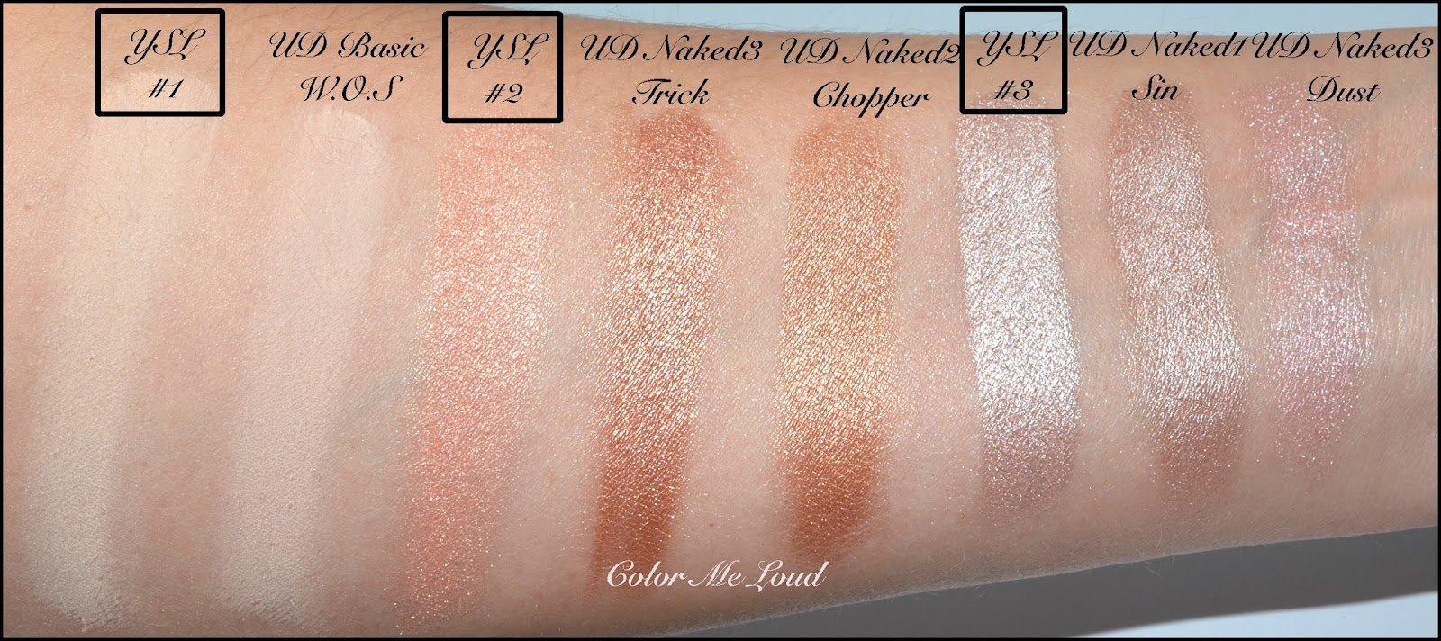 Ysl couture variation 10 color eye palette 1 nu review swatch ysl couture variation 10 color eye palette 1 nu vs urban decay naked 123 basic 12 ccuart Gallery