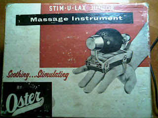 colecti+Massage+Instrument+obiecte+metal+Stim-U-Lax-Junior+by+Oster+vintage