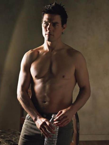 Cuerpos de Cine: Tom Cruise
