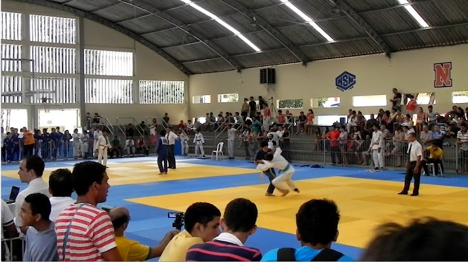 Delegação de Judô do RN para Jogos Escolares Brasileiros está definida