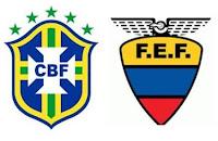Resultado: Brasil vs Ecuador (13 de Julio 2011)