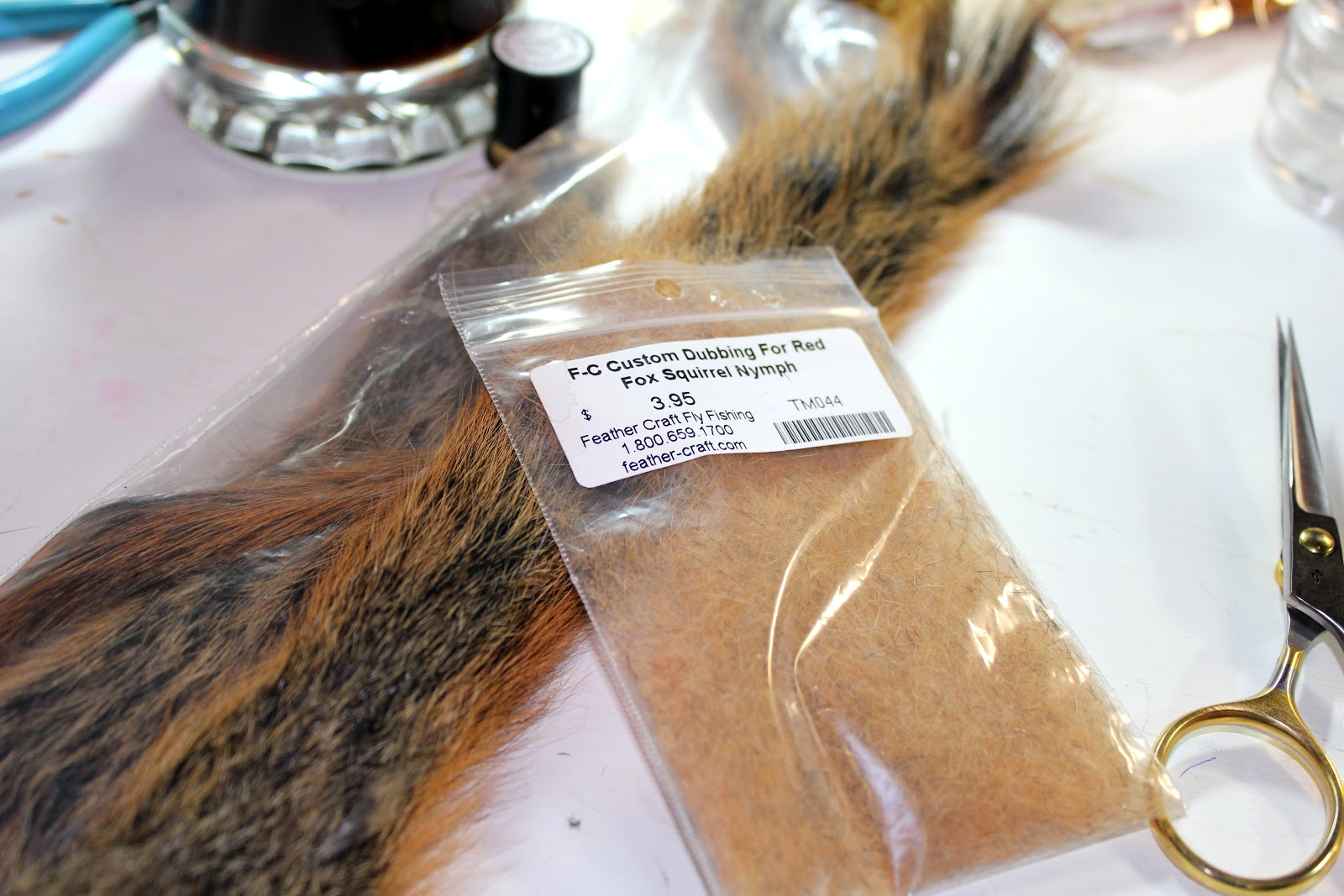 Fox Squirrel Materials
