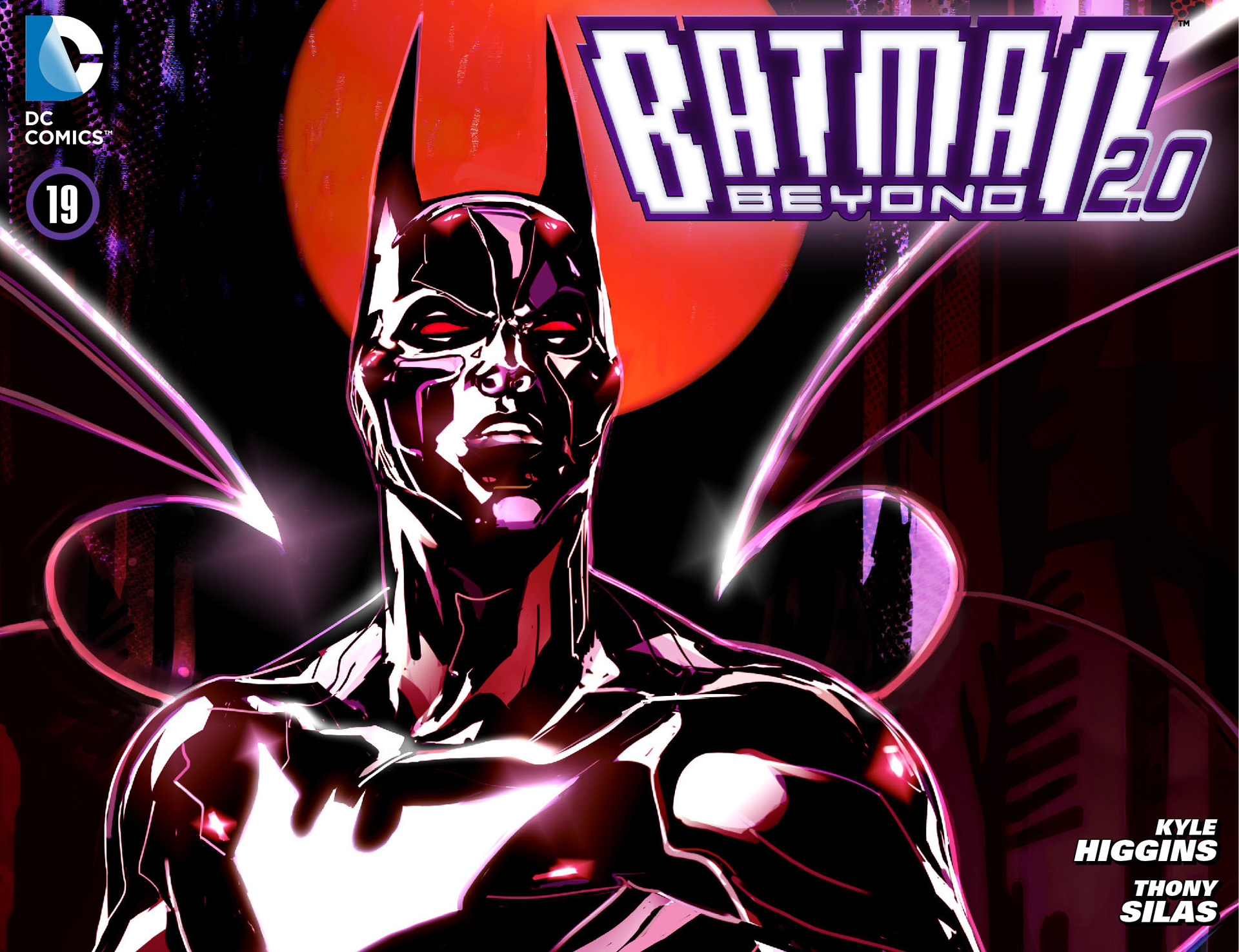 Batman Beyond 2.0 Issue #19 #19 - English 1