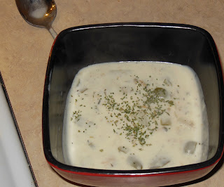 How to make clam chowder,