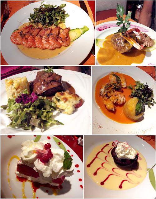 restaurant, Le port baron, île d'yeu, vendée, bullelodie