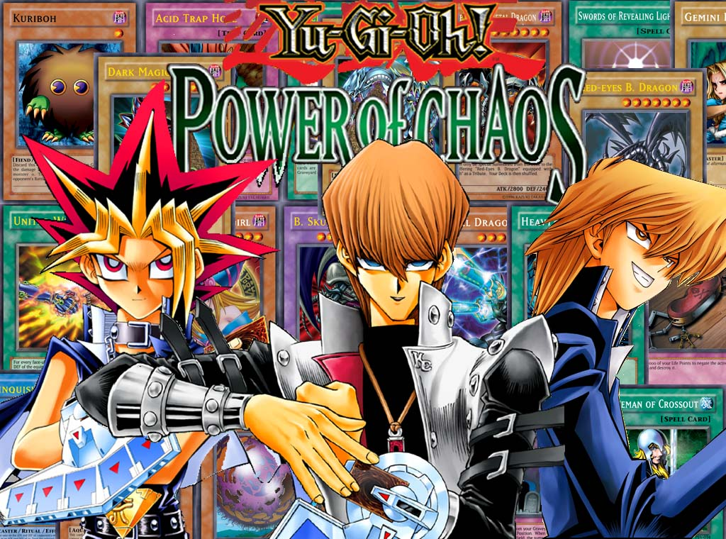 Cheat Yu Gi Oh! Power of Chaos