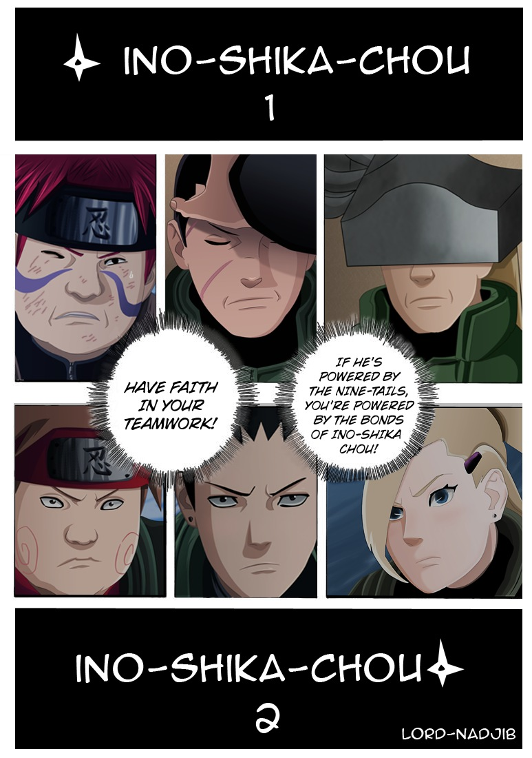Naruto chap 530 Trang 18 - Mangak.info