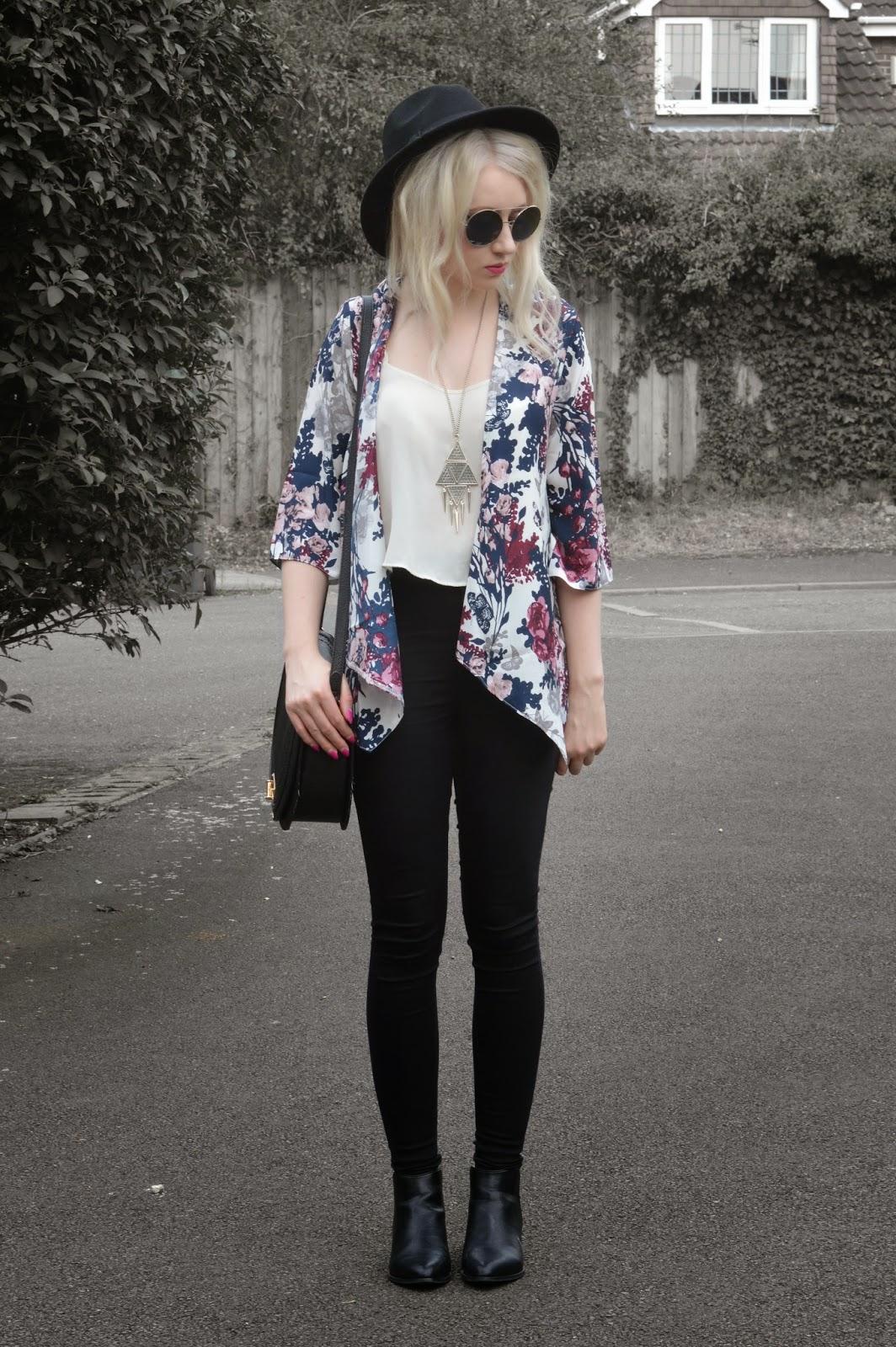 Sammi Jackson - Persunmall Kimono