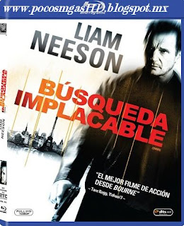 Busqueda Implacable 1 [Brrip 720p] [Audio Dual] ()