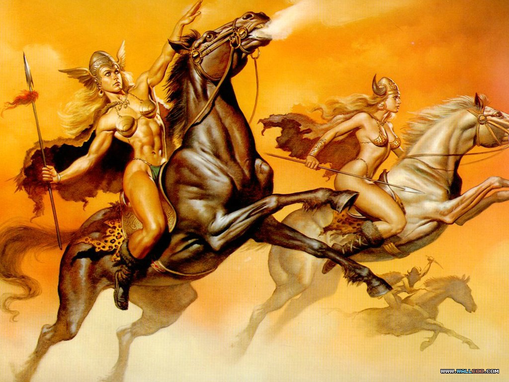 The Kingsington Journal  Profile  Boris Vallejo   Artist and Painter