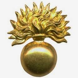 Grenadier Guards Badge