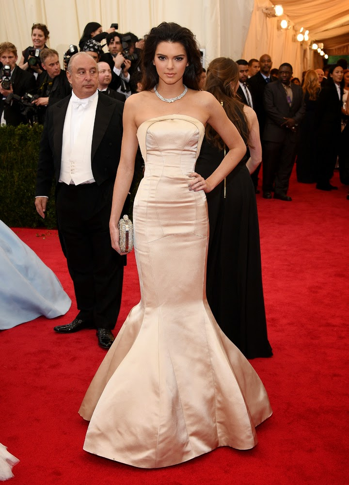 Kendall Jenner, Met Gala 2014 Red Carpet