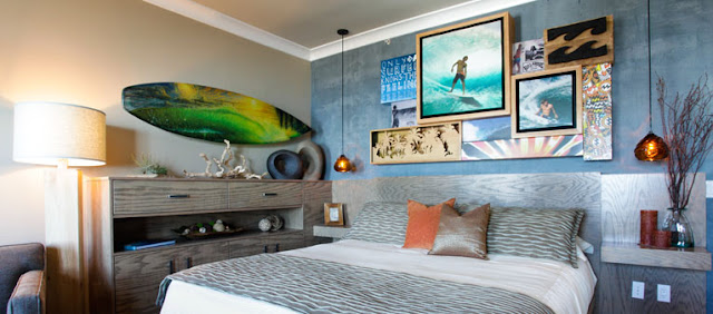 Design Squeezed Daily : Casa Surf Project