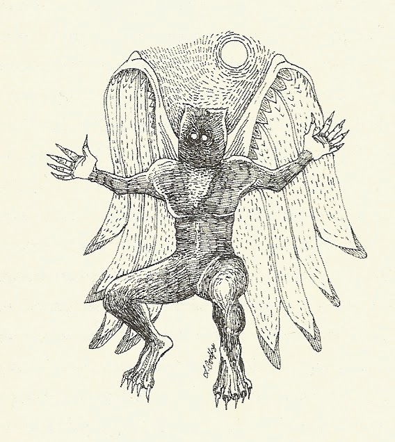 every day is like wednesday another mothman