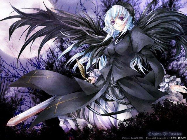 Pics Of Goth: Gothic Anime