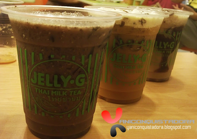 Jelly G Thai Milk Tea in 500 Shaw Zentrum